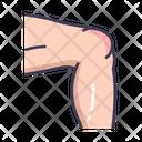 Keen Leg Body Icon