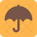 Keep Dry Delivery Shipping Icon