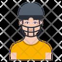 Keeper Sportsman Boy Icon