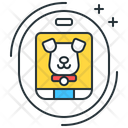 Keeping Virtual Pet Pet Dog Icon