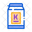 Can Kefir Dairy Icon