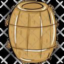 Keg Barrel Beer Keg Icon