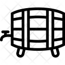 Keg Party Club Icon