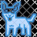 Kelpie Dog Icon