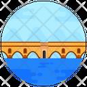 Bridge Roman Bridge Kemer Bridge Turkey Icon
