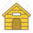 Kennel Pet Home Icon