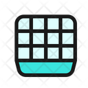 Kennel Doghouse Home Icon