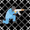 Kent State Shooting Icon