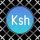 Kenyan Shilling Icon