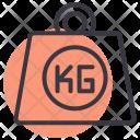 Kerb Weight Lab Icon