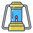Gkerosene Lamp Icon