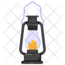 Lamp Light Lantern Icon