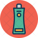 Ketchup Conditioner Bottle Icon
