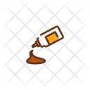Ketchup Souce Souce Bottle Icon