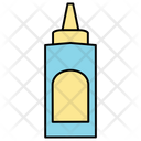 Ketchup Bottle Restaurant Icon