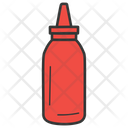 Ketchup Bottle Icon