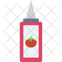 Ketchup Ketchup Bottle Kitchen Icon