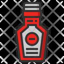 Ketchup Ingredient Food Icon