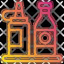 Ketchup Restaurant Kitchen Icon