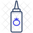 Ketchup Ketchup Bottle Sauce Bottle Icon