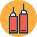 Ketchup Bottles Icon