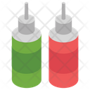 Ketchup Bottles Tomato Sauce Tomato Paste Icon