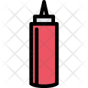 Ketchup Kitchen Cooking Icon