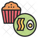Ketogenic Diet Snack Icon