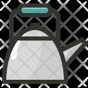 Kettle Tea Teapot Icon