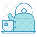 Bakery Kettle Cup Icon