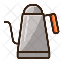 Kettle Coffee Icon