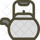 Kettle Coffee Tea Icon