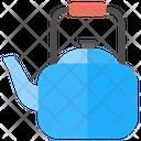 Kettle Teapot Dishware Icon