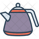 Kettle Kettledrum Beverage Icon