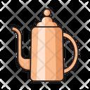 Coffee Kettle Teapot Icon