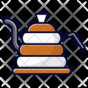 Kettle Water Pot Teapot Icon