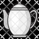 Kettle Teapot Kitchen Icon
