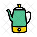 Kettle Teapot Electric Icon