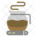 Kettle Coffee Pot Hot Water Icon