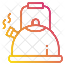 Kettle Kitchen Cooking Icon