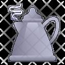 Kettle Pot Teapot Icon