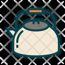 Kettle Pot Tea Icon