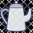 Kettle Teapot Kitchenware Icon