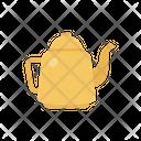 Kettle Hot Drink Tea Icon