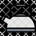 Kettle Kitchen Kitchenware Icon