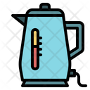 Kettle Kitchen Boiling Icon