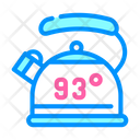 Kettle Boiling Icon