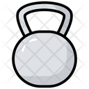 Weight Tool Weight Ball Iron Weight Icon