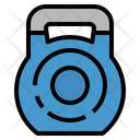 Kettlebell Weightlift Weight Icon