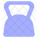 Kettlebell Fitness Weight Icon